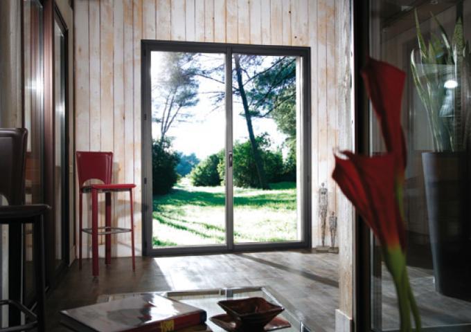 Fenetres d corexal - Fermeture baie vitree ...